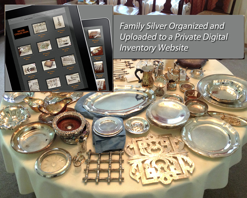 Silver Added to Private Family Website