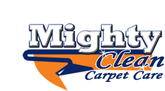 Mighty Clean Carpet Care Logo