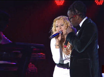 Orisha Sound and Beenie Man at Jazz and Blues Festival 2014