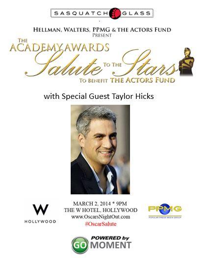 Salute to the Stars - Taylor Hicks