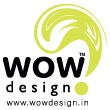 wow design logo
