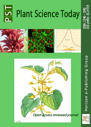 Plant Sci. Today 1(1)