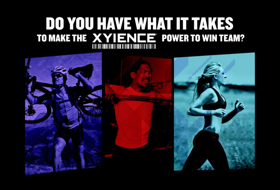 XYIENCE Launches Power to Win Team Ambassador Program