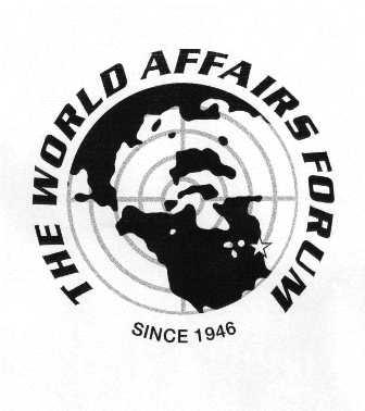 Forum Logo B & W