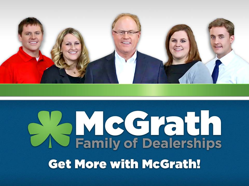 pat mcgrath chevyland is the best chevy dealer in iowa for the second consecutive year pat. Black Bedroom Furniture Sets. Home Design Ideas