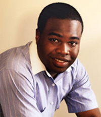 Author Emeka Iwenofu