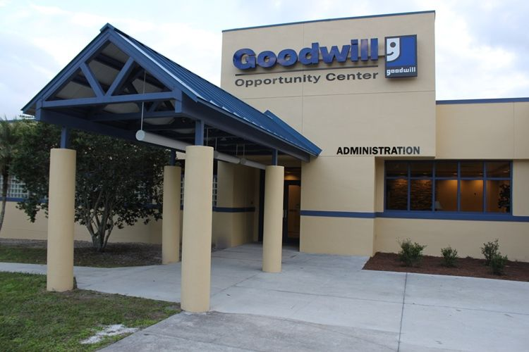 The New Goodwill Opportunity Center