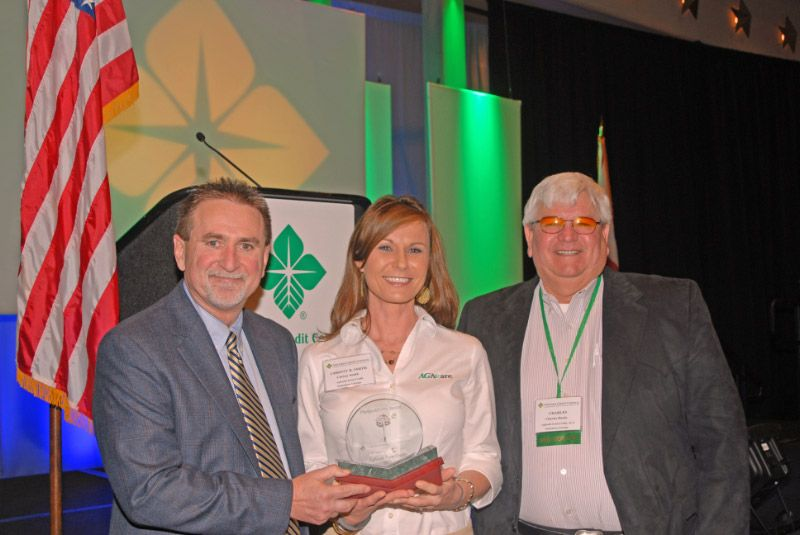 McCall, Smith & Rucks Receive National Award for Community Service