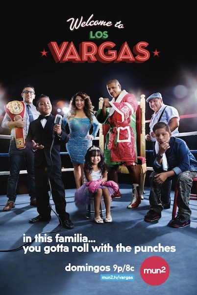 A behind the scenes look at the life of Fernando Vargas