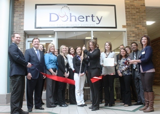 Doherty expands footprint in Mankato mall