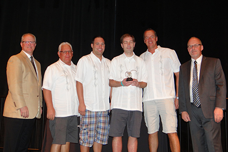 Progress Mfg. Receives Peach Award