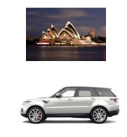 The prize package includes a two-week luxury cruise, $10K and a Land Rover.