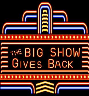 Big Show Gives Back Logo