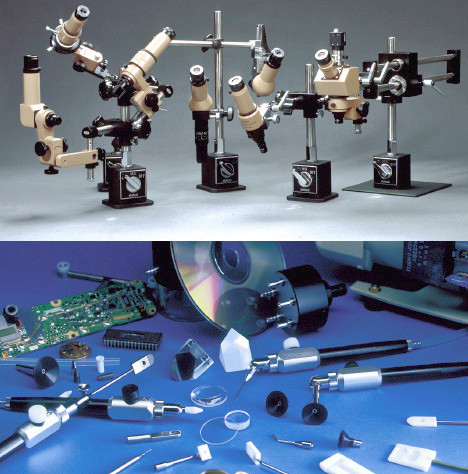 Aven products from Miruc Optical Co., a leading specialty manufacturer in Japan.