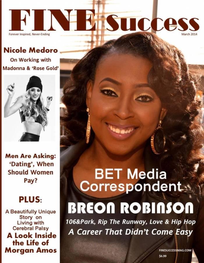 FINE Success Magazine  --  March 2014
