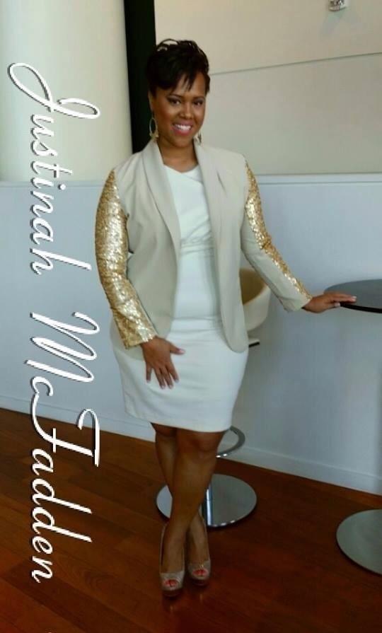 Justinah McFadden - Motivational Speaker