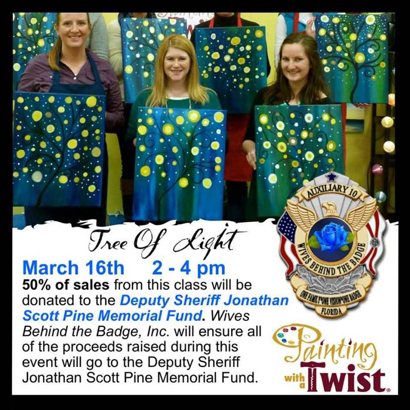 FL WBTB Painting with a Twist March 2014