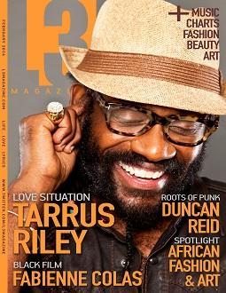 L3 Magazine - February - Cover - Twitter