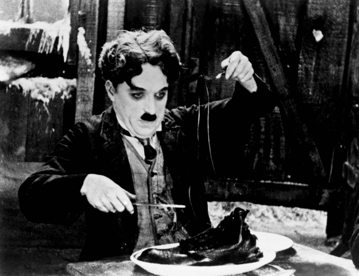 Charlie Chaplin's 'The Gold Rush