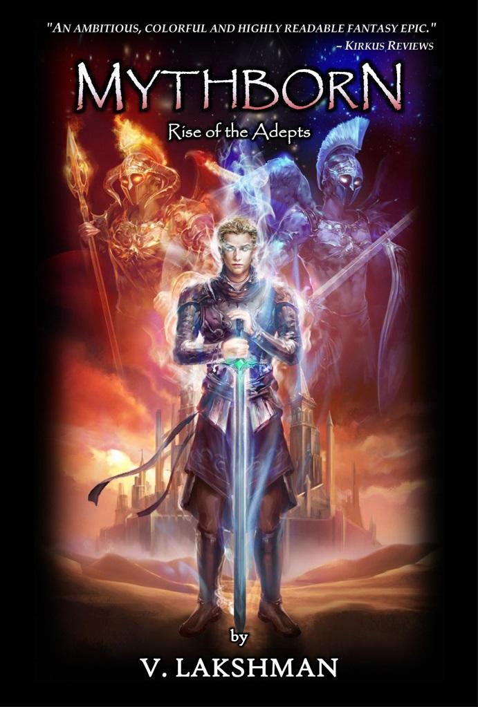Mythborn Cover