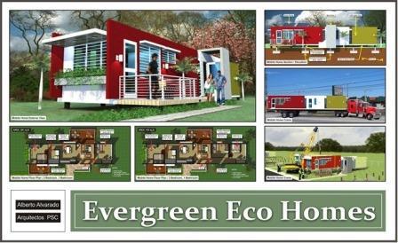 Evergreen Eco Homes
