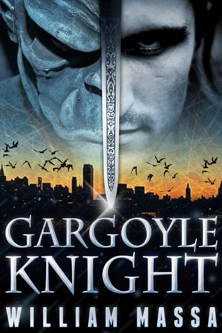 Gargoyle Knight Book Cover