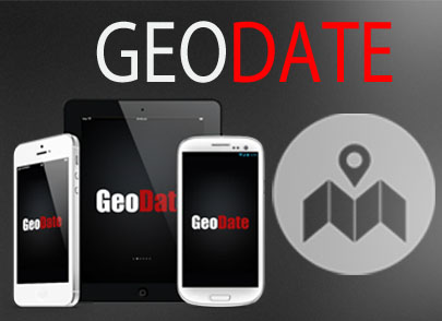 "Location Based  Mobile Dating App - ""GeoDate"""