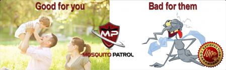 Mosquito Patrol in Harrisburg NC