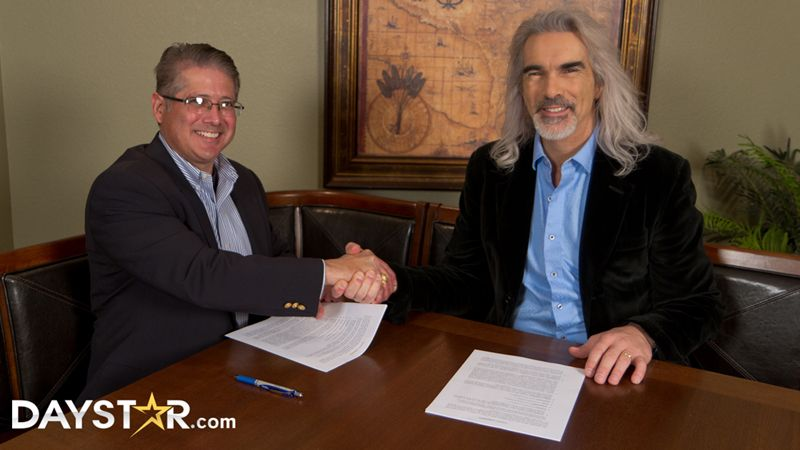 Guy Penrod signing on for two more seasons of Gospel Music Showcase