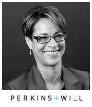 Perkins+Will Director of Global Diversity, Gabrielle Bullock