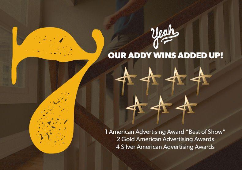 BIGEYE Wins American Advertising Awards