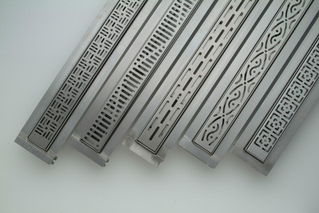 Zurn ZS880 Line of Stainless Steel Linear Shower Drains