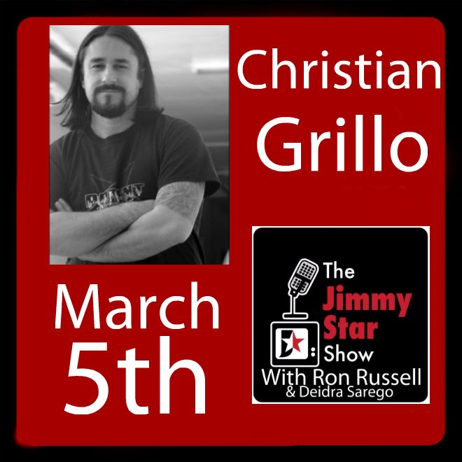 Christian Grillo on The Jimmy Star Show