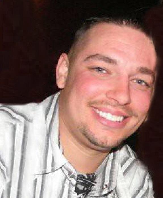 Brandon Lawson - photo courtesy of LostNMissing Inc