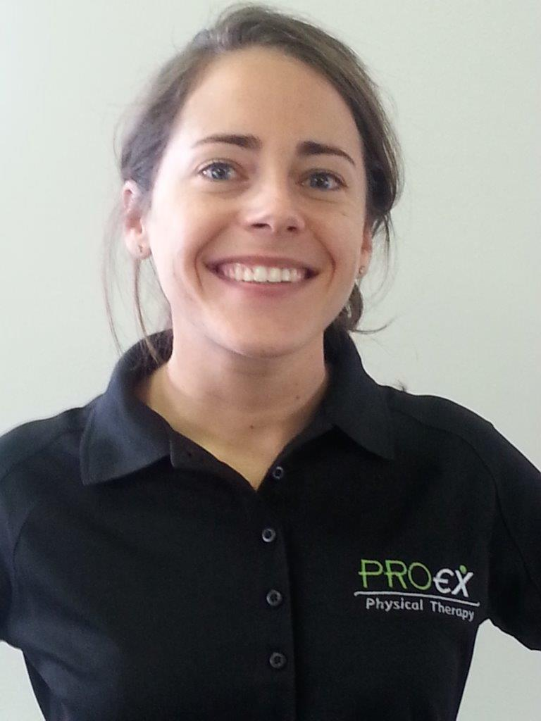 ProEx  Physical Therapy Kelsey Bernardin
