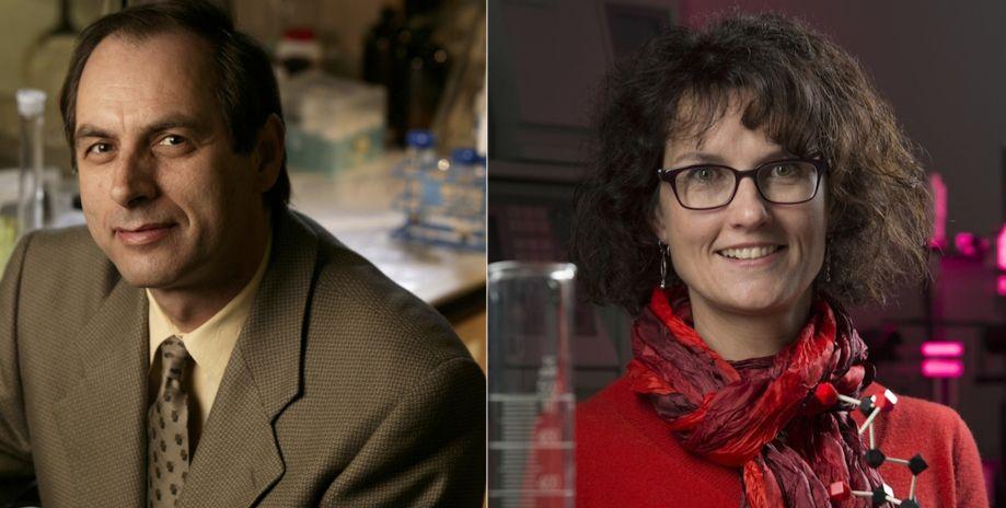 Rutgers Chemistry Professors Joachim Kohn and Kathryn Uhrich named NAI Fellows.
