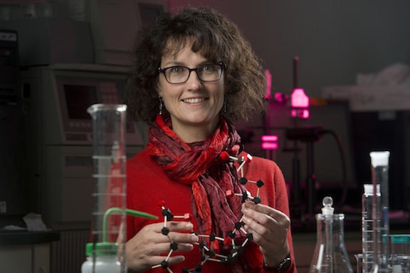 Rutgers University Chemistry Professor Kathryn Uhrich