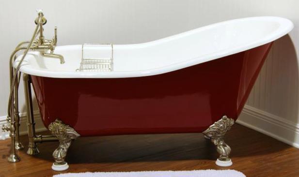 Beautiful Slipper Tub