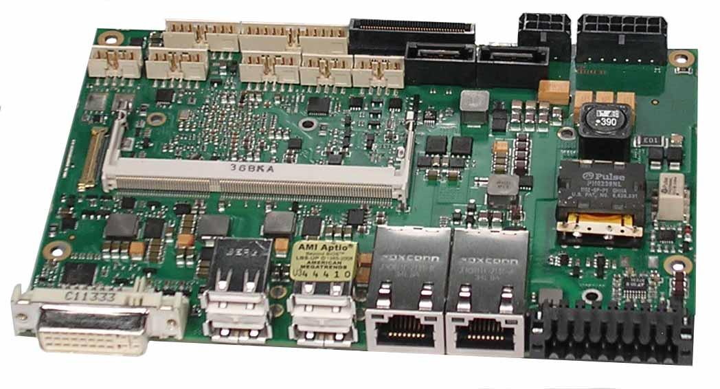 ADLE3800HD 3.5-Inch Single Board Computer