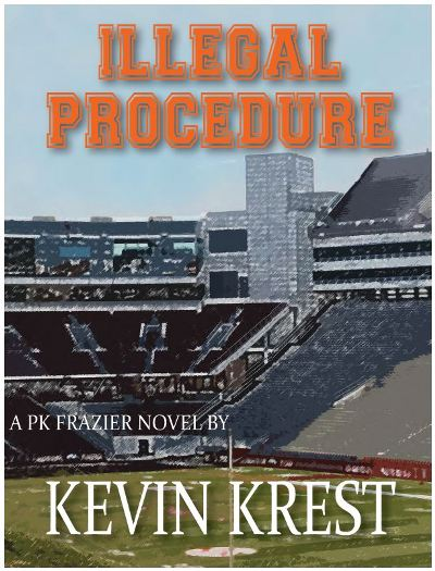 Illegal Procedure - Book Cover 102313