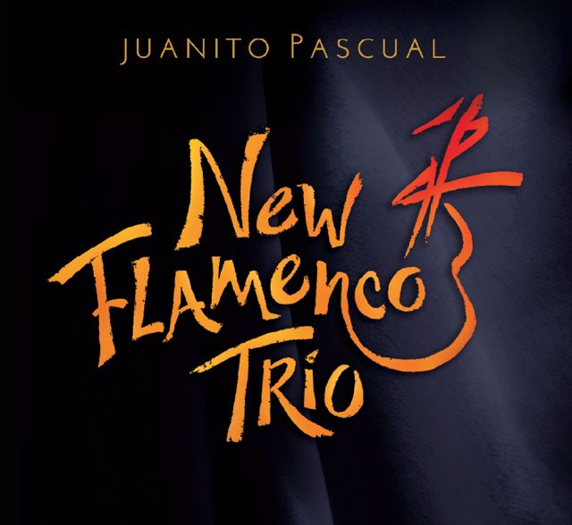 Juanito Pascual New CD Cover