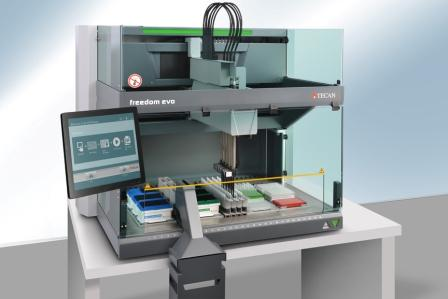 Tecan's PCR Wizard offers easy automation of PCR reaction setup on Freedom EVO