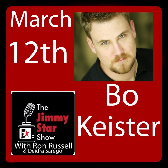 Bo Keister on The Jimmy Star Show