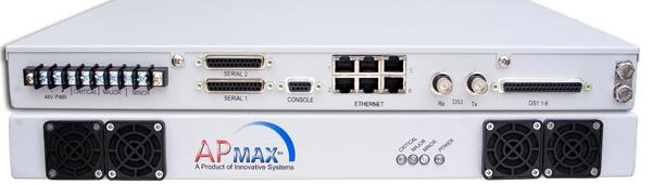 APMAX Enhanced Voice and IPTV Service Platform