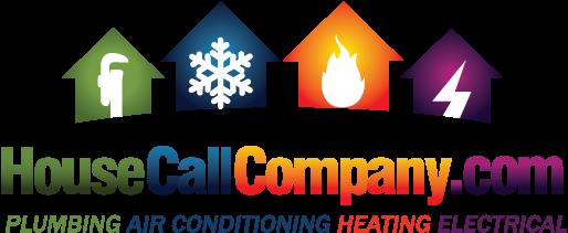 House Call Company Brand Logo