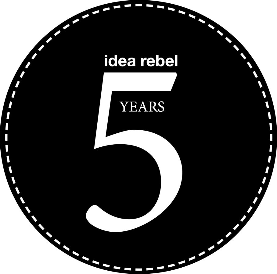 5 years of Idea Rebel