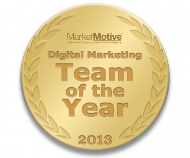 Digital Marketing Team of the Year - 2013 Awarded to Asbury Park Press