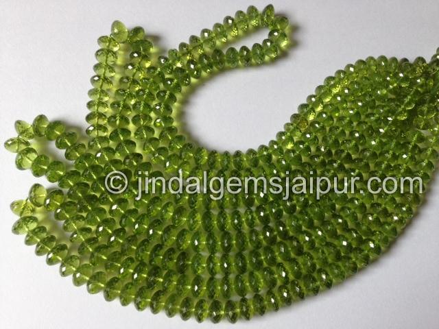 Peridot Gemstone Beads Wholesale