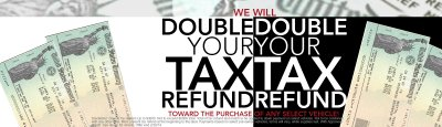 Double Tax Your Refund At Victory Honda of Muncie