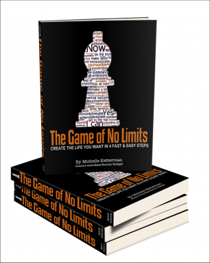 The Game of No Limits by Michelle Ketterman